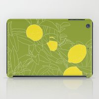 When Life Gives You Lemo… iPad Case