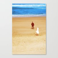 YES!? Canvas Print