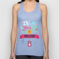 IF I STAY: I'll Let You Go Unisex Tank Top