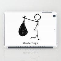 WANDERINGS by ISHISHA PROJECT iPad Case
