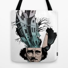 The House of Usher Tote Bag