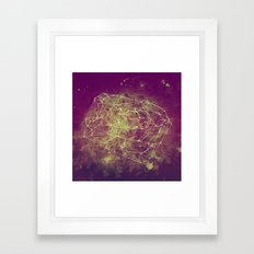 Abstract 86294303 Framed Art Print