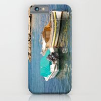 iPhone & iPod Case featuring Floating Marseille by MoreOrLens