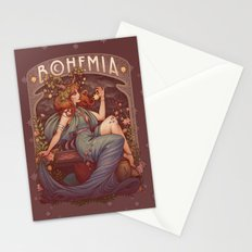 BOHEMIA Stationery Cards