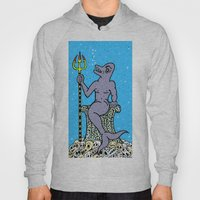 DOLPHIN KING.  (Death Without Porpoise). Hoody