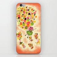 Joy Parade iPhone & iPod Skin
