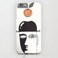 Clockwork Orange iPhone 6 Slim Case
