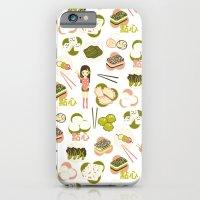 Dim sum pattern iPhone 6 Slim Case