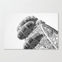 London Eye. Canvas Print