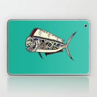 Mahi Mahi Color Laptop & iPad Skin