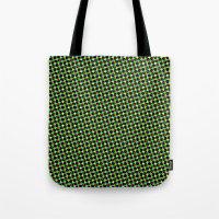 COLORFUL DOT Tote Bag