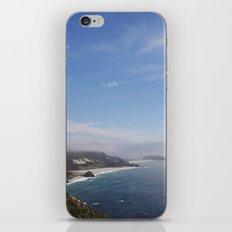 cali coast iPhone & iPod Skin