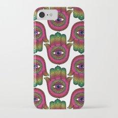 Hamsa: Made by a rainbow iPhone 7 Slim Case