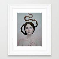 289 Framed Art Print
