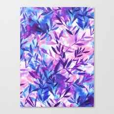 Changes Purple Canvas Print