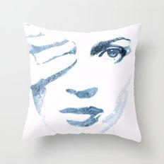 Quiet Moss Throw Pillow