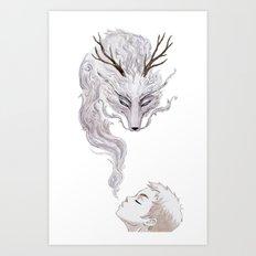 Spirit Art Print