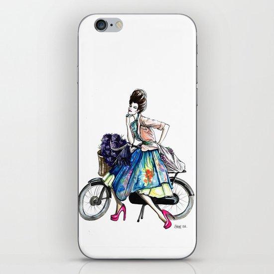 Moda Italia iPhone & iPod Skin