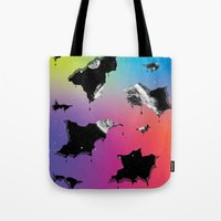 Cosmic Matter And The Ne… Tote Bag