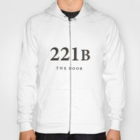 No. 6. 221B Hoody