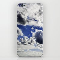 cloud-covered iPhone & iPod Skin