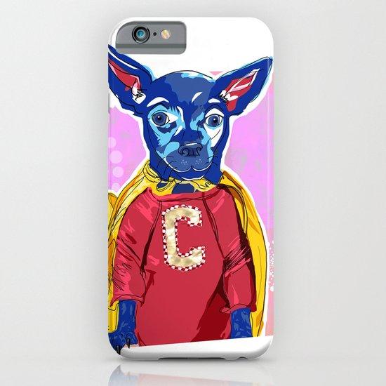 Cyrus The Superhero  iPhone & iPod Case