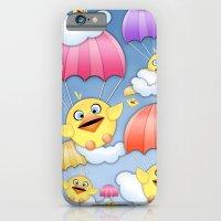 In Coming Birdies.  iPhone 6 Slim Case