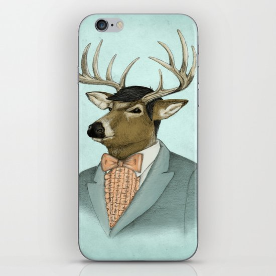 Going Stag iPhone & iPod Skin