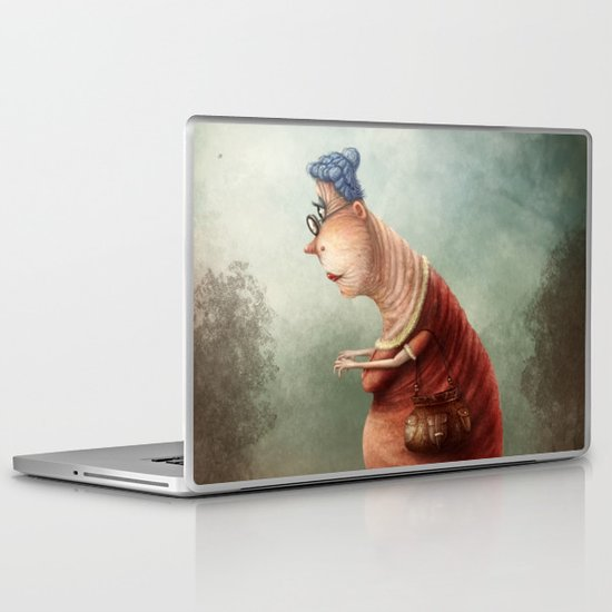 Just another ex IT woman Laptop & iPad Skin