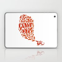 Dragon Love Laptop & iPad Skin