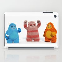 Yeti Attack iPad Case