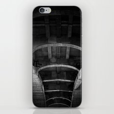 belly of the whale iPhone & iPod Skin