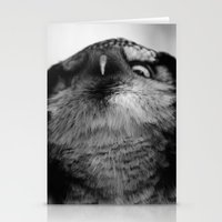 Owl Series No.5 Stationery Cards