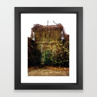 Nature Finds The Way Ins… Framed Art Print