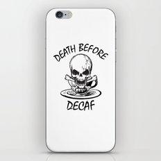 Bad Choices... iPhone & iPod Skin