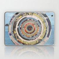 Round Sea Laptop & iPad Skin
