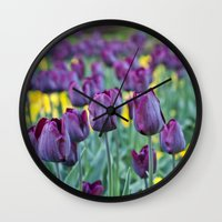 Morados Wall Clock