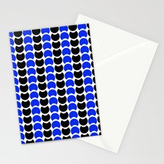 HobNob BlueBlack Print, Canvas and Laptop/iPad Skin Stationery Cards