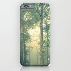 Beyond the Mist Lies Another World iPhone 6 Slim Case