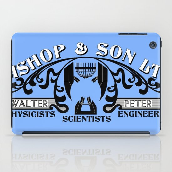 Bishop & Son Ltd iPad Case