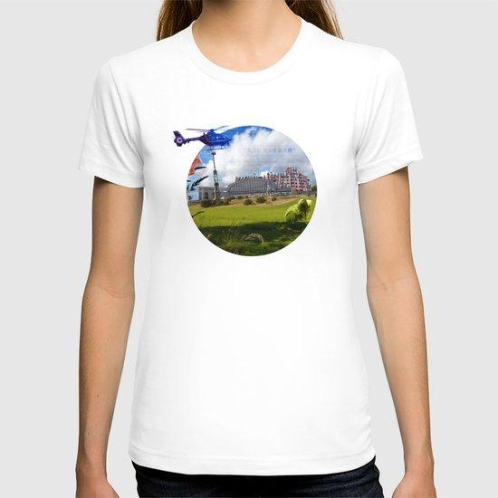 Surreal Living 25 T-shirt