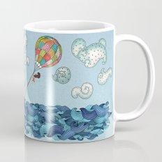 A Textured World Mug