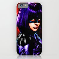 iPhone & iPod Case featuring Mindy Macready by D77 The DigArtisT