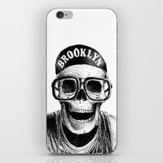 Mars Blackmon iPhone & iPod Skin