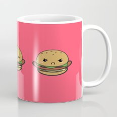 Cute Hamburguer Mug