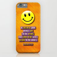 A Cheerful Look iPhone 6 Slim Case