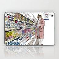 Jeffrey Lebowski And Mil… Laptop & iPad Skin
