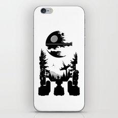 The Dark Side iPhone & iPod Skin