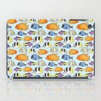 Fish Pattern iPad Case