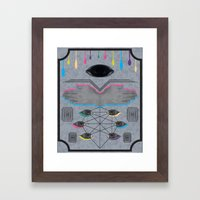 Psychoanalysis Framed Art Print